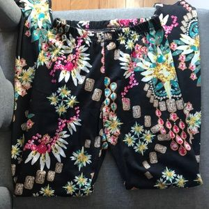 Funky Leggings size small- Target